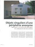 ordinaire et cl'un immeuble de toge - Bachelard Wagner Architekten - Page 3