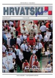 35. broj 27. kolovoza 2009.