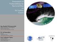 Assessment of Vulnerabilities by Sea Level Rise on Sri ... - APRSAF