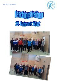 Herzsportgruppe - Bvs-waldsassen.de