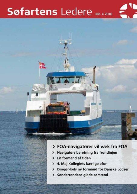 Søfartens Ledere NR. 4 2010 - Danmarks småfærger