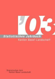 Grafikseiten 2003, 12 kommentierte Grafiken - Kanton Basel ...