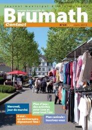 n° 69 de juin - Brumath
