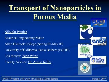 Download Final Presentation - CSEP Center for Science and ...