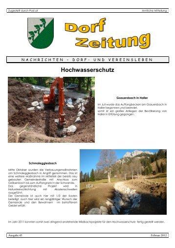 Hochwasserschutz - Nesselwaengle.tirol.gv.at