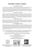 """Musik der Spätrenaissance und des Frühbarock im """"Grünen Saal"""" - Page 2"""