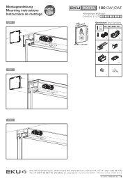 MA Porta 100 GW-GFW_NEU_09_06.qxp - Eku AG