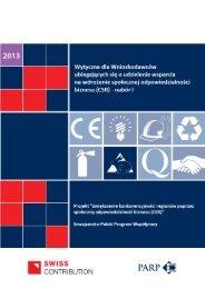 pobierz plik - PARP - Polska Agencja Rozwoju Przedsiębiorczości