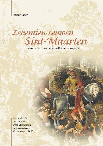 Sint-Maarten - Erfgoedblog