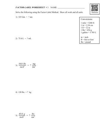 mole worksheet dimensional analysis 1. Black Bedroom Furniture Sets. Home Design Ideas