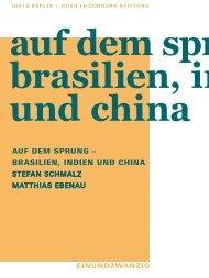 auf dem sprung – brasilien, indien und china