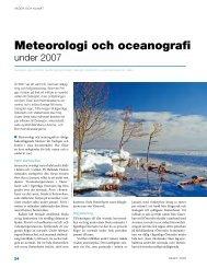Meteorologi och oceanografi - Havet.nu