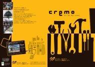 cremo 施設紹介パンフレット 2011年度版 - 室蘭工業大学