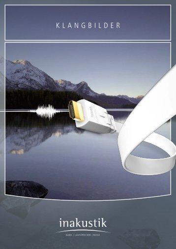 KLANGBILDER - In-Akustik