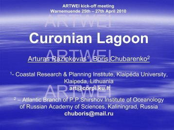 Curonian lagoon – an overview - Baltic Lagoon Network