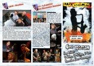 Festival jazz Allemont 2013