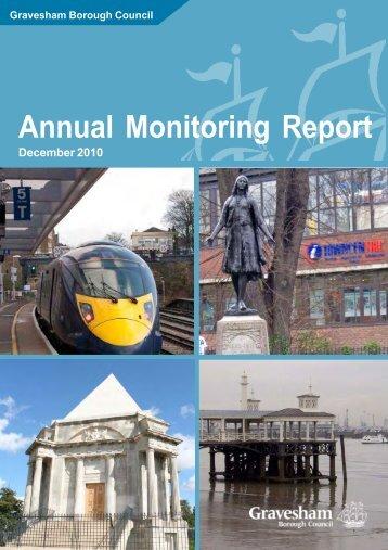 Annual Monitoring Report 2010 - Gravesham Borough Council