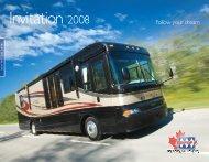Invitation 2008 - Triple E Recreational Vehicles