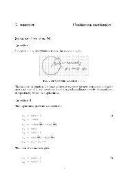 7. semester Continuum mechanics Solution Exercise 20