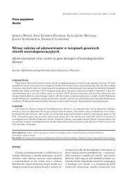 art 4 wawer.pdf - Farmakoterapia w Psychiatrii i Neurologii