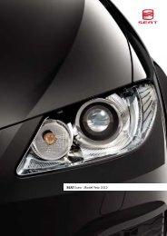 SEAT Exeo - Model Year 2012