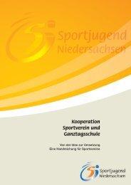 Kooperation Sportverein und Ganztagsschule