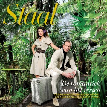 Staal Magazine 1 - Staalbankiers