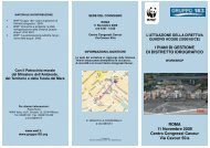 Visualizza programma PDF - Autorità di Bacino del fiume Serchio
