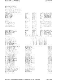 Seite 1 von 2 Bezirks-RWK LG 2009Tabelle 04.11.2008 http://www ...