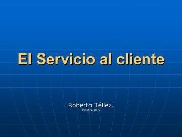 El Servicio al cliente - Ascolbi