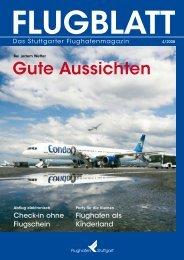 Ausgabe 4/08 - Flughafen Stuttgart