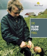 DIE FIBEL SLOW FOOD - Gs-sayda.de