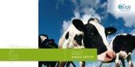 ANNUAL REPORT - Bundesverband für Tiergesundheit