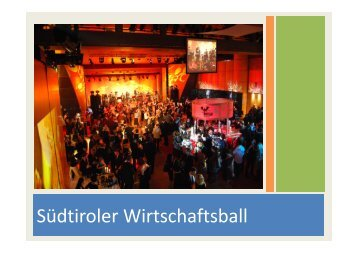 Ballpräsentation Sponsoren PDF