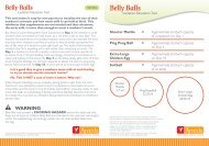 Belly Balls - Ameda