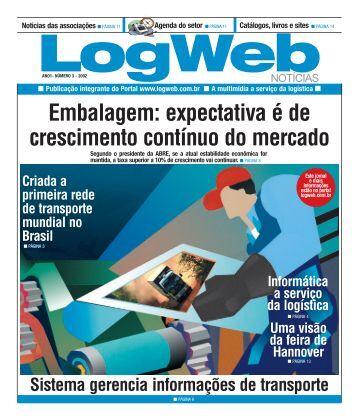 Edição 3 download da revista completa - Logweb