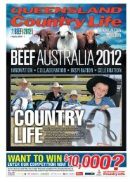 FRIDAY, MAY 11 - Queensland Country Life