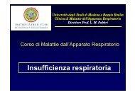 Insufficienza respiratoria.pdf - Clinica malattie apparato respiratorio
