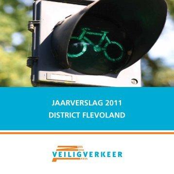 VVN Flevoland 2011.pdf - Veilig Verkeer Nederland