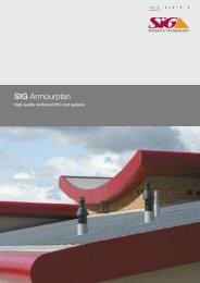 SIG Armourplan - RIBA Product Selector