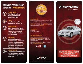 Espion Optimisé par LoJack