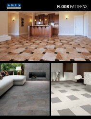 FLOOR pATTERNS - Ames Tile & Stone