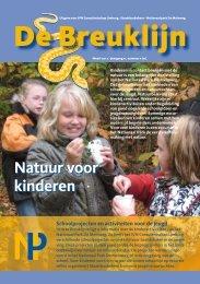 Nr. 21 Natuur voor kinderen - Nationaal Park De Meinweg
