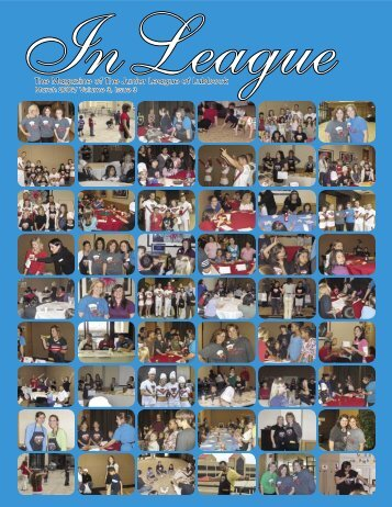 The Magazine of The Junior League of Lubbock