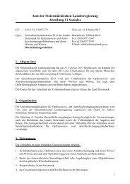 Amt der Steiermärkischen Landesregierung - Sozialserver Land ...