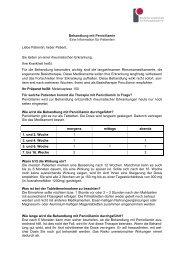 D-Penicillamin - Deutsche Gesellschaft für Rheumatologie