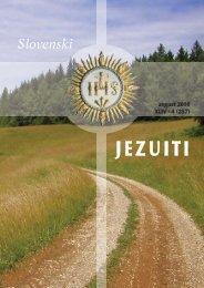 Slovenski jezuiti avgust 2010 - Jezuiti v Sloveniji