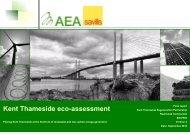 Kent Thameside eco-assessment - Gravesham Borough Council