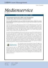 Österreichische Umweltzeichen - LBBW Asset Management ...