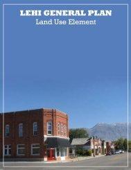 LEHI GENERAL PLAN - Lehi City